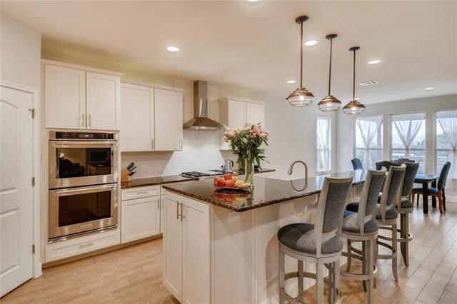 130 Cypress Springs Way, Georgetown, TX 78633 (#9784082) :: Zina & Co. Real Estate
