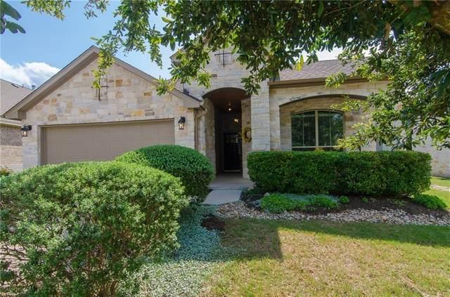 133 San Miniato St, Georgetown, TX 78628 (#9788059) :: Papasan Real Estate Team @ Keller Williams Realty