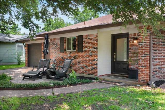 8207 Daleview Dr, Austin, TX 78757 (#9789633) :: ORO Realty
