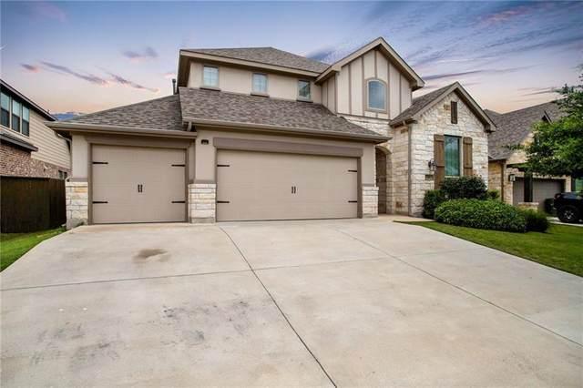104 Orvieto Ln, Liberty Hill, TX 78642 (#9789729) :: Watters International