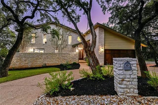 303 Buckeye Trl, West Lake Hills, TX 78746 (#9794782) :: Papasan Real Estate Team @ Keller Williams Realty