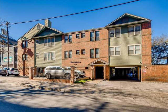 2706 Salado St #201, Austin, TX 78705 (#9794909) :: Lancashire Group at Keller Williams Realty