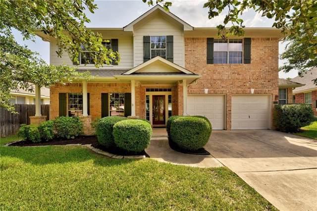8003 Magic Mountain Cv, Round Rock, TX 78681 (#9795307) :: Zina & Co. Real Estate
