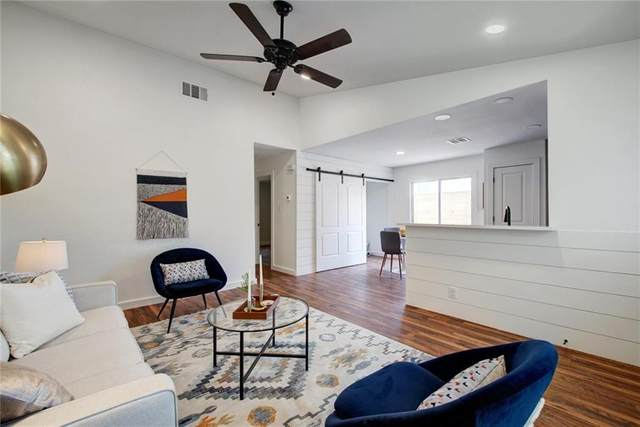 1205 Dobie Dr B, Austin, TX 78753 (#9796838) :: Papasan Real Estate Team @ Keller Williams Realty