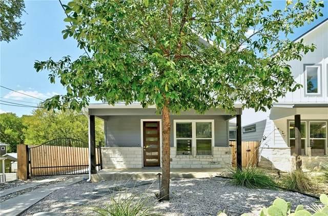 1206 Deloney St A, Austin, TX 78721 (#9797552) :: Ben Kinney Real Estate Team