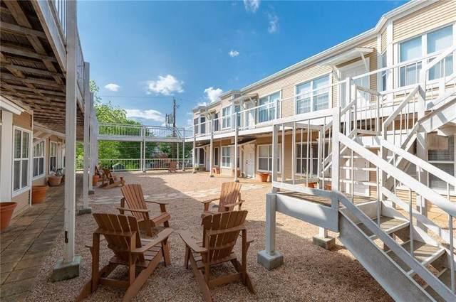 3400 Speedway #207, Austin, TX 78705 (#9797862) :: Papasan Real Estate Team @ Keller Williams Realty