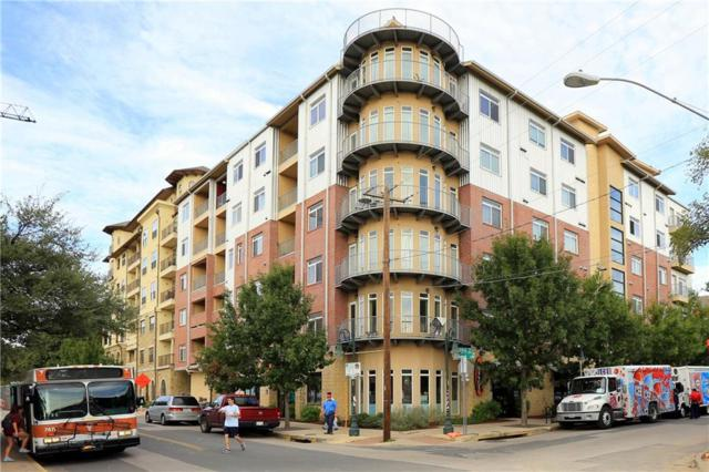 910 W 25th St #501, Austin, TX 78705 (#9800605) :: Papasan Real Estate Team @ Keller Williams Realty