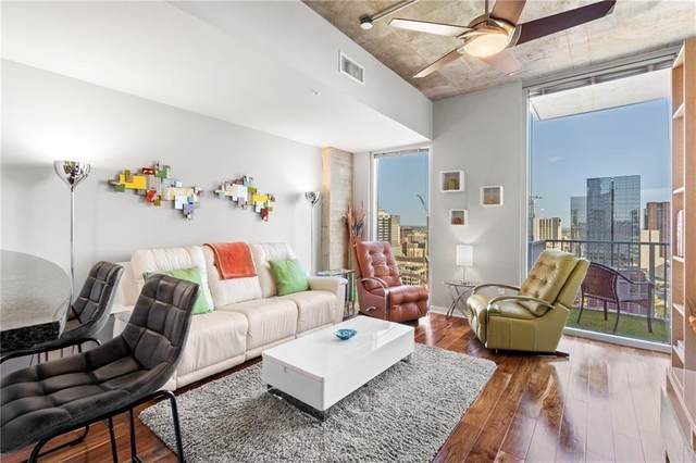 360 Nueces St #2707, Austin, TX 78701 (#9800788) :: Lucido Global