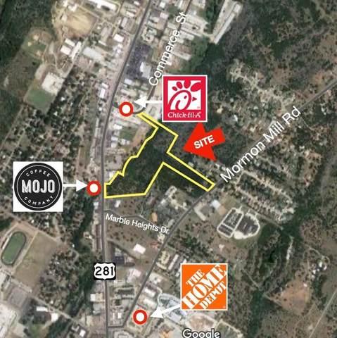 TBD Mormon Mill Rd, Marble Falls, TX 78654 (#9807698) :: Watters International
