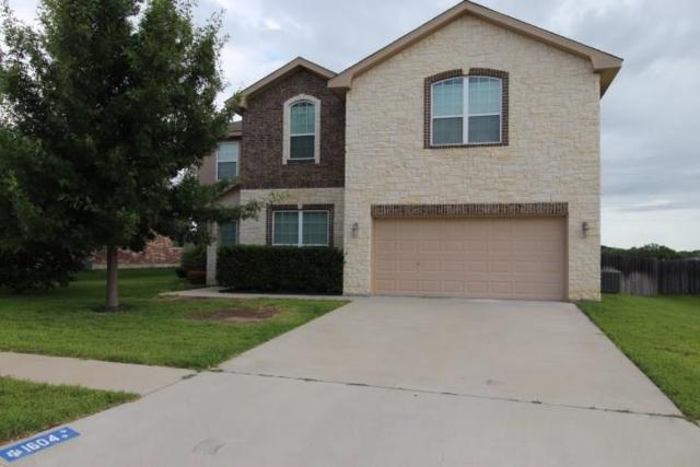 1604 Walker Place Blvd, Other, TX 76522 (#9807925) :: Ana Luxury Homes