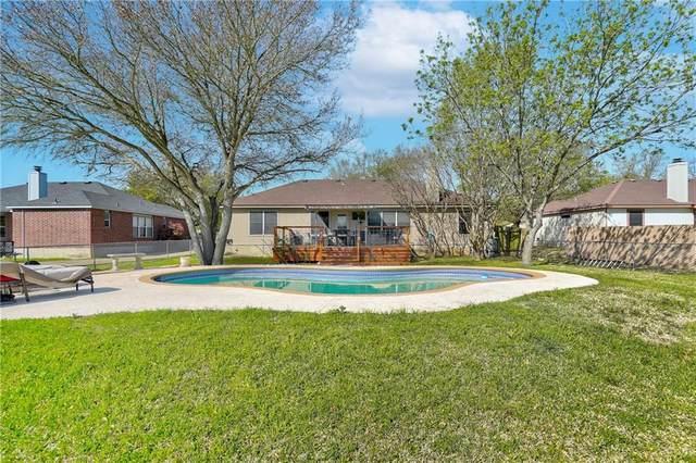 202 Creekside Dr, Hutto, TX 78634 (#9809236) :: Papasan Real Estate Team @ Keller Williams Realty