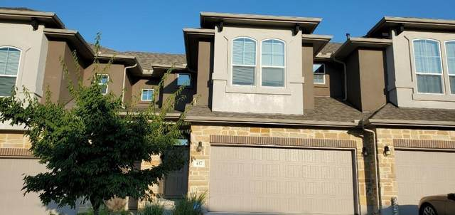 417 Epiphany Ln, Pflugerville, TX 78660 (#9809973) :: Front Real Estate Co.