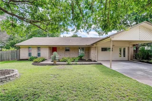 602 Meadowbrook Dr, Georgetown, TX 78628 (#9812976) :: The Heyl Group at Keller Williams