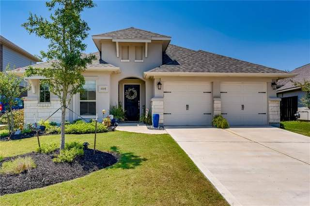 11705 Pine Mist Ct, Manor, TX 78653 (#9814480) :: The Summers Group