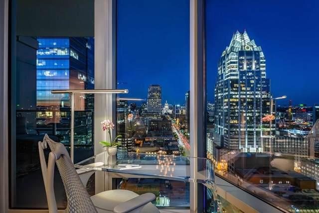 200 Congress Ave 21D, Austin, TX 78701 (#9815029) :: Papasan Real Estate Team @ Keller Williams Realty