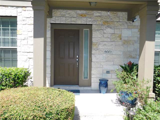 3101 Davis Ln #6003, Austin, TX 78748 (#9819187) :: Kourtnie Bertram | RE/MAX River Cities