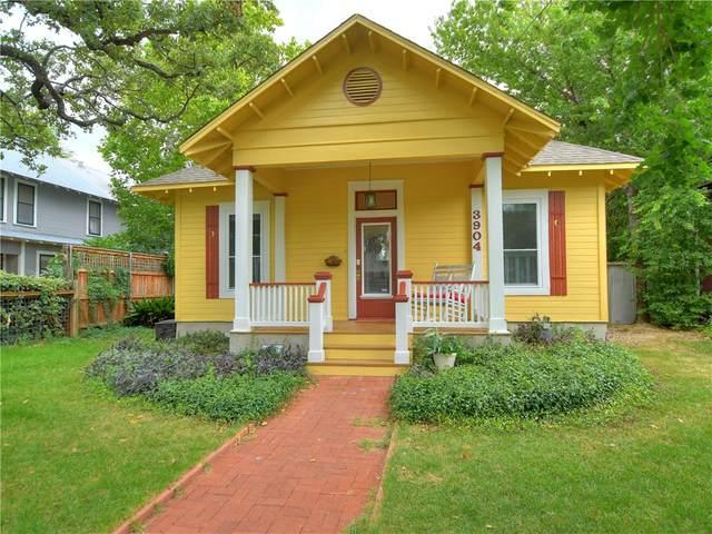 3904 Avenue C, Austin, TX 78751 (#9821505) :: The Heyl Group at Keller Williams