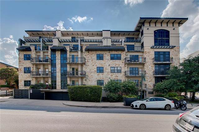 1812 West Ave #107, Austin, TX 78701 (#9822894) :: The Perry Henderson Group at Berkshire Hathaway Texas Realty