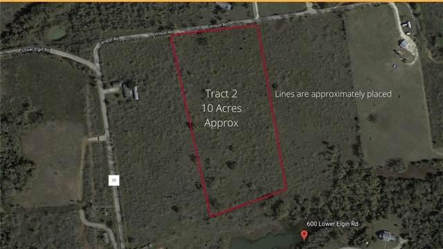 TBD Wilson Road Tract 2, Elgin, TX 78621 (#9824021) :: Lucido Global