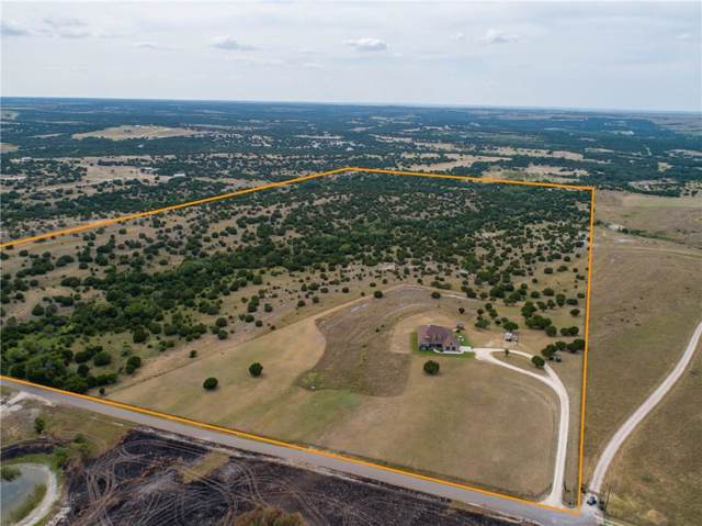 900 County Road 207A, Burnet, TX 78611 (#9825523) :: Ben Kinney Real Estate Team