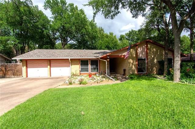 203 S Lake Creek Dr, Round Rock, TX 78681 (#9825557) :: Papasan Real Estate Team @ Keller Williams Realty