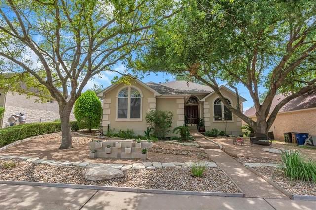 4719 Prairie Dunes Dr, Austin, TX 78747 (#9826410) :: Ben Kinney Real Estate Team