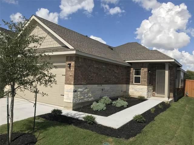 164 Pelican Bay Circle Cir, Kyle, TX 78640 (#9827104) :: Papasan Real Estate Team @ Keller Williams Realty