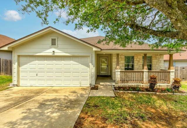 407 Lakemont Dr, Hutto, TX 78634 (#9830483) :: RE/MAX IDEAL REALTY
