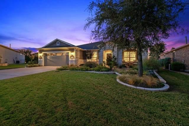 906 Glass Mountain Cv, Georgetown, TX 78633 (#9833181) :: Papasan Real Estate Team @ Keller Williams Realty