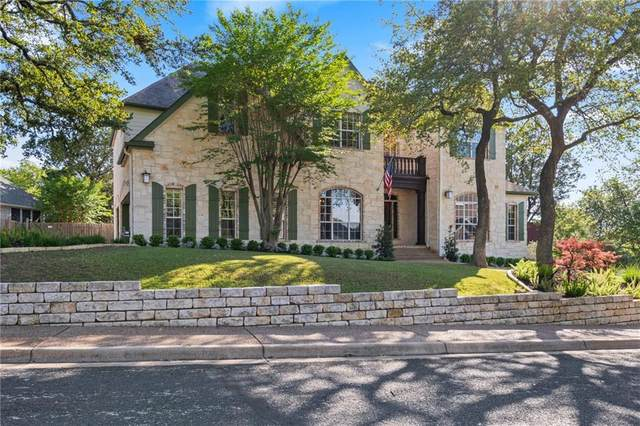 8008 High Hollow Dr, Austin, TX 78750 (#9833457) :: The Perry Henderson Group at Berkshire Hathaway Texas Realty
