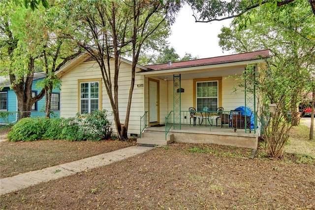 3203 1/2 Cherrywood Rd, Austin, TX 78722 (#9835670) :: First Texas Brokerage Company