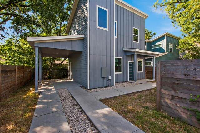 919 Valdez St B, Austin, TX 78741 (#9835868) :: First Texas Brokerage Company