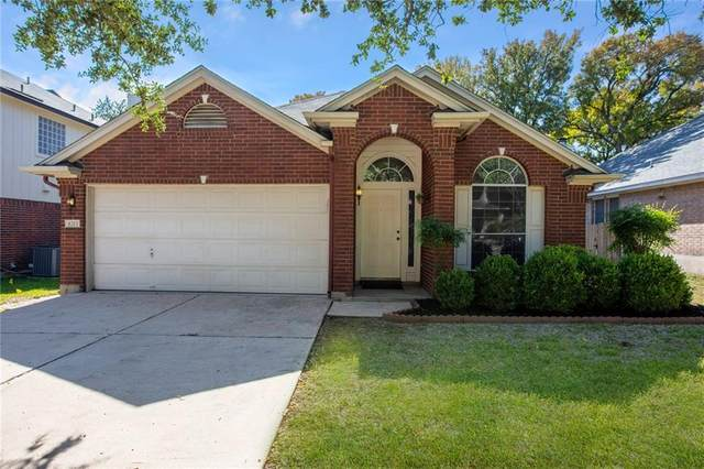 4213 Columbine Dr, Austin, TX 78727 (#9837275) :: The Summers Group