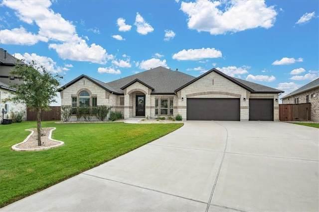 220 Hedgerow Ln, Liberty Hill, TX 78642 (#9838290) :: Papasan Real Estate Team @ Keller Williams Realty