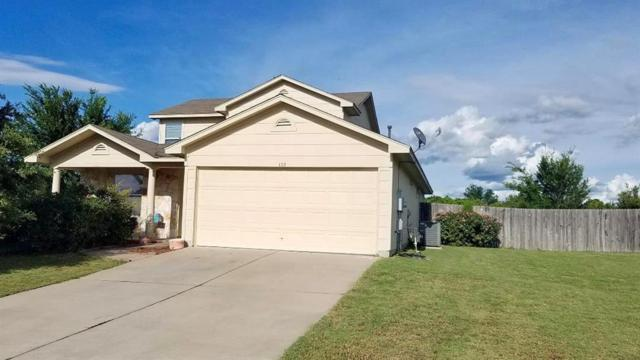 122 Bayliss St, Hutto, TX 78634 (#9839301) :: RE/MAX Capital City