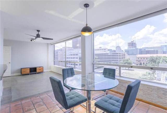 1212 Guadalupe St #705, Austin, TX 78701 (#9839947) :: Green City Realty