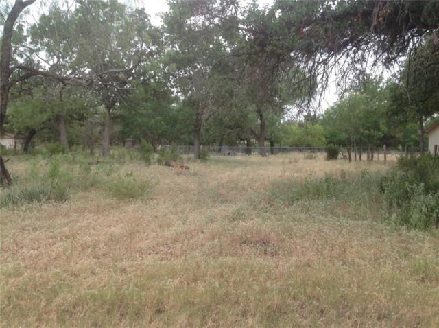 Lot 125-126 Pine Ln, Cottonwood Shores, TX 78657 (#9840651) :: The Perry Henderson Group at Berkshire Hathaway Texas Realty