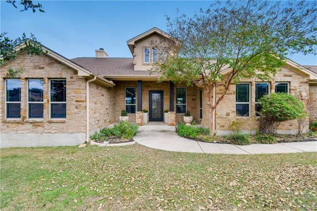 100 Speed Horse, Liberty Hill, TX 78642 (#9841972) :: Realty Executives - Town & Country