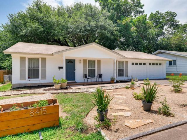 8415 Jamestown Dr, Austin, TX 78758 (#9844335) :: Ben Kinney Real Estate Team