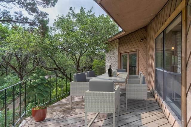 406 Spiller Ln, West Lake Hills, TX 78746 (#9850207) :: Papasan Real Estate Team @ Keller Williams Realty