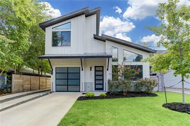 2813 Castro St #1, Austin, TX 78702 (#9850454) :: Papasan Real Estate Team @ Keller Williams Realty
