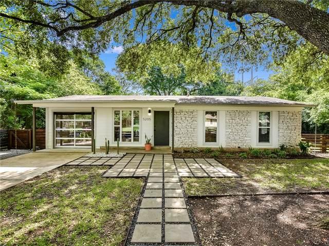 5205 E Kings Hwy, Austin, TX 78745 (#9852248) :: Ben Kinney Real Estate Team