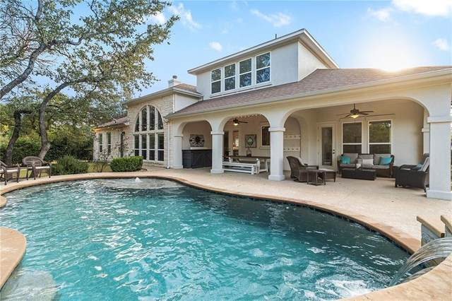 1318 Shinnecock Hills Dr, Georgetown, TX 78628 (#9852474) :: First Texas Brokerage Company