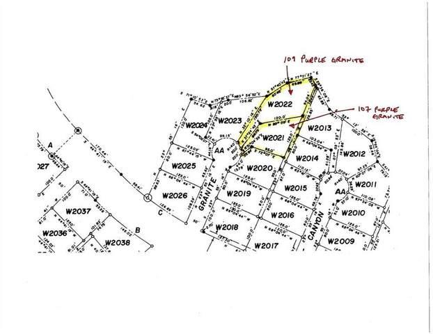 109 Purple Granite, Horseshoe Bay, TX 78657 (MLS #9860091) :: Vista Real Estate