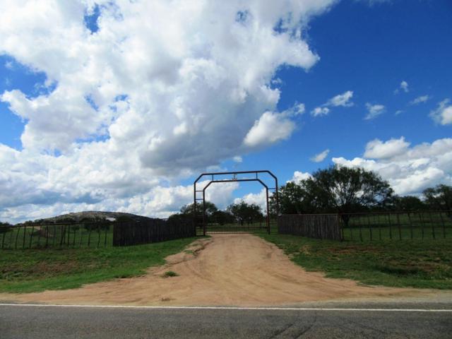 7000 S Hwy 16 Hwy, Llano, TX 78643 (#9861666) :: Austin Portfolio Real Estate - The Bucher Group