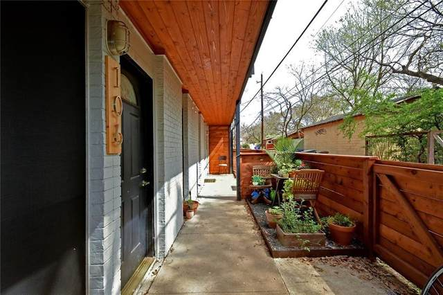 4111 Avenue A #109, Austin, TX 78751 (#9862693) :: The Perry Henderson Group at Berkshire Hathaway Texas Realty
