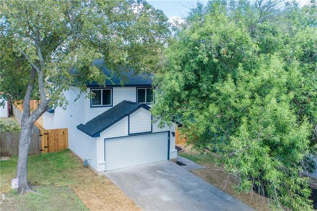1402 E Logan St, Round Rock, TX 78664 (#9862976) :: Papasan Real Estate Team @ Keller Williams Realty