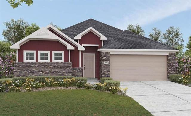 309 Treasure Trove Path, Kyle, TX 78640 (#9864122) :: Von Austin Properties