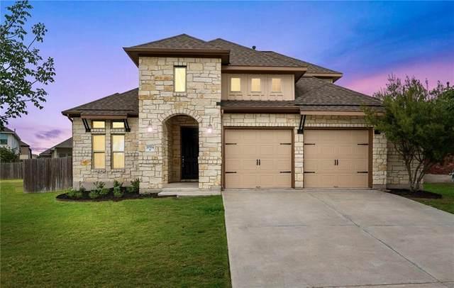 20704 Jackies Ranch Blvd, Pflugerville, TX 78660 (#9864373) :: Tai Earthman | Keller Williams Realty