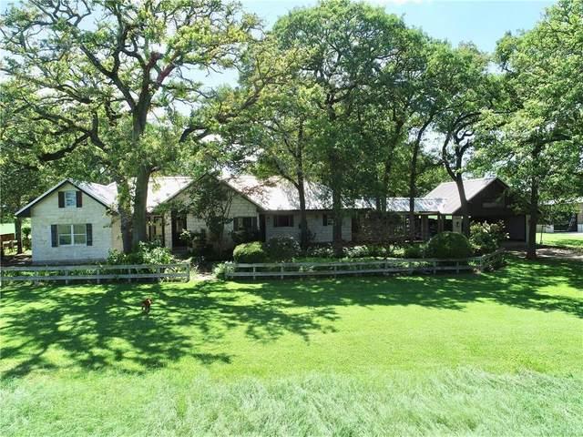 2659 County Road 405, Lexington, TX 78947 (#9866505) :: Papasan Real Estate Team @ Keller Williams Realty